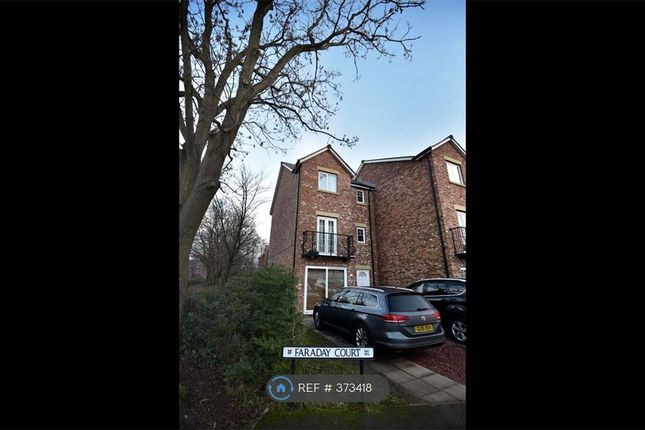 Thumbnail Semi-detached house to rent in Faraday Court, Durham
