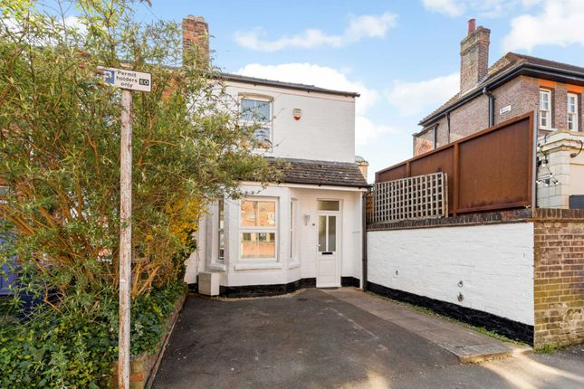 Thumbnail End terrace house for sale in Princes Street, St Clements