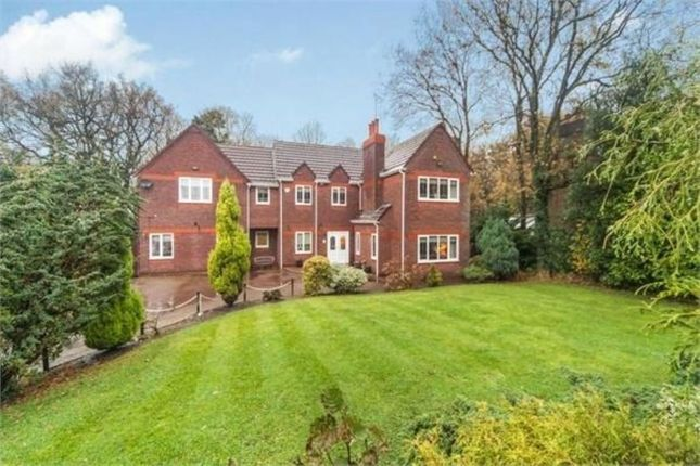 Thumbnail Detached house for sale in Dumbreeze Grove, Knowsley, Prescot