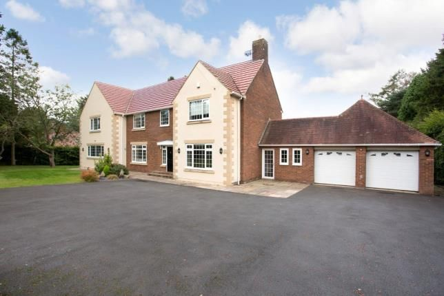 Thumbnail Property for sale in Runnymede Road, Darras Hall, Northumberland