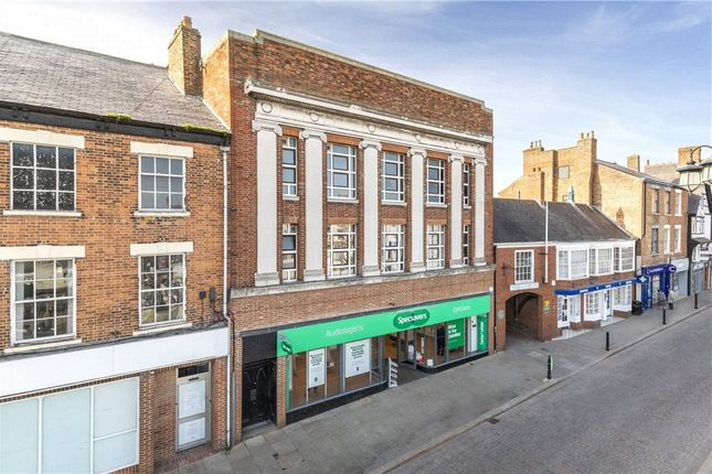 Thumbnail Flat for sale in Market Place West, Ripon, North Yorkshire