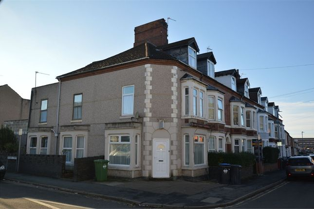 Thumbnail End terrace house to rent in Abbey Street, Town Centre, Rugby, Warwickshire