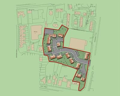 Thumbnail Land for sale in Springfield Road, Leek