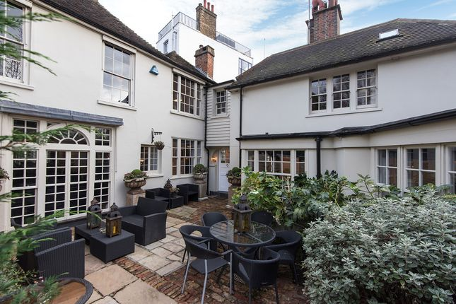 Thumbnail Detached house to rent in Lower Terrace, London