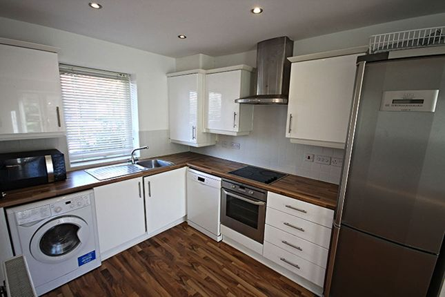 Thumbnail Terraced house to rent in Mid Summer Way, Gateshead