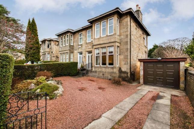 Thumbnail Semi-detached house for sale in Buchanan Drive, Cambuslang, Glasgow, South Lanarkshire