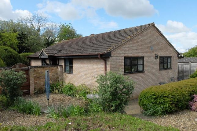 Thumbnail Bungalow for sale in 5 Jubilee Close, Ledbury, Herefordshire