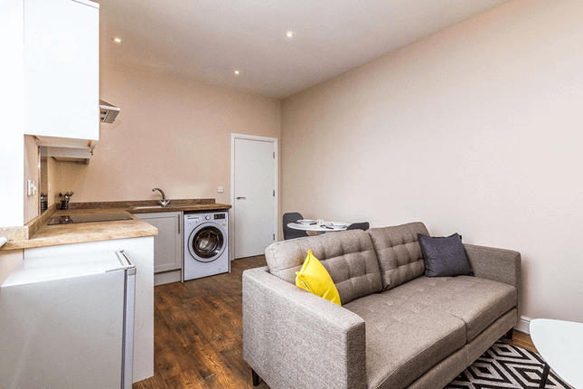 Thumbnail Flat to rent in Hillside Apartments, 14-16 Ship Hill, Rotherham