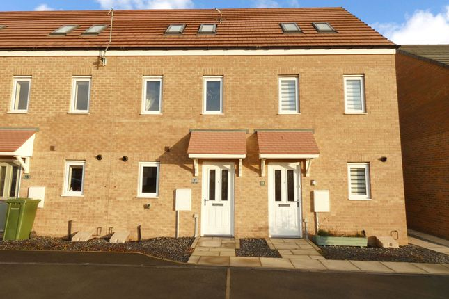 Thumbnail Town house to rent in Garcia Drive, Ashington