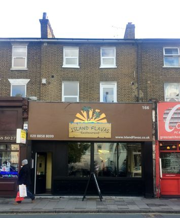 Thumbnail Commercial property for sale in Trafalgar Road, Greenwich, London