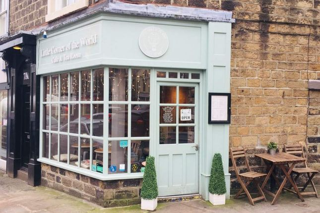 Restaurant/cafe for sale in Boroughgate, Otley