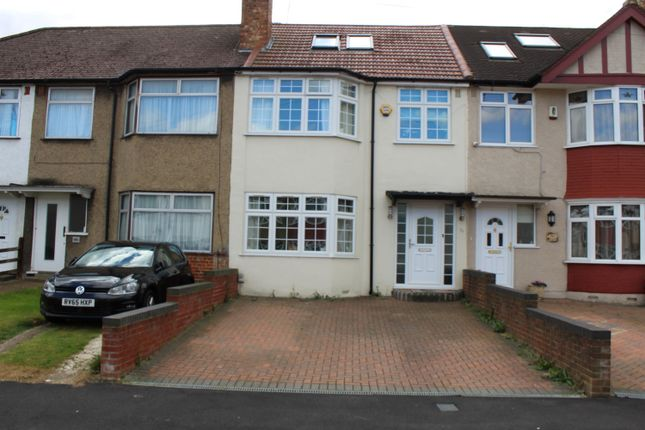 Thumbnail Terraced house for sale in Granville Road, Hillingdon, Middlesex