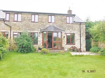 Thumbnail Semi-detached house to rent in Manor Farm Close, Litton Cheney