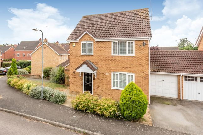 Thumbnail Link-detached house for sale in Betjeman Close, Higham Ferrers, Rushden
