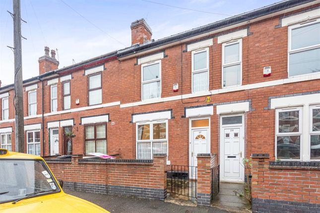 3 bed terraced house for sale in Olivier Street, Derby
