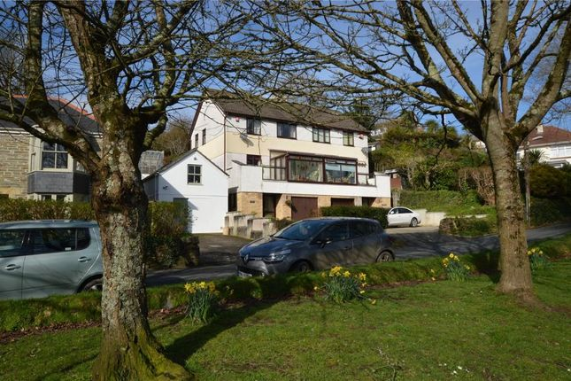 Thumbnail Semi-detached house for sale in Trenance Lane, Newquay, Cornwall