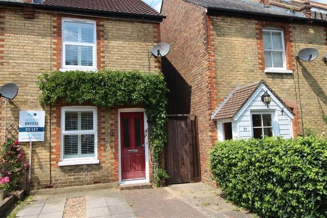 Thumbnail Terraced house to rent in Sandy Lane, Sevenoaks