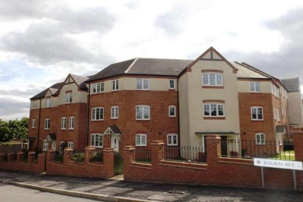 Thumbnail Flat to rent in Bourn Avenue, Northfield, Birmingham