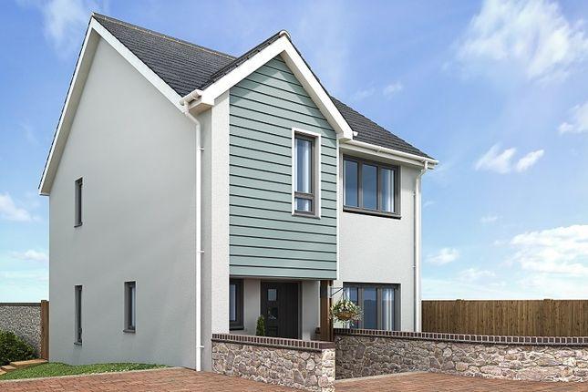 Thumbnail Detached house for sale in The Allington, Plantation Way, Torquay, Devon