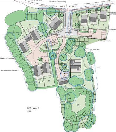 Thumbnail Land for sale in West Street, Kilkhampton, Bude