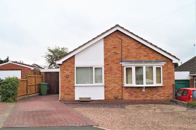 Thumbnail Detached bungalow for sale in Abbots Close, Worcester