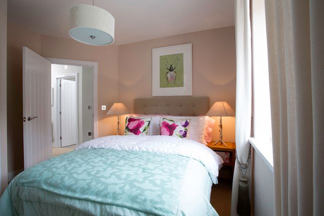 Thumbnail 3 bedroom semi-detached house for sale in Branston Leas, Acacia Lane, Off Hollyhock Way, Branston