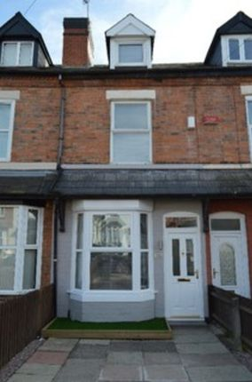 Thumbnail Shared accommodation to rent in Mount Pleasant Avenue, Handsworth, Birmingham