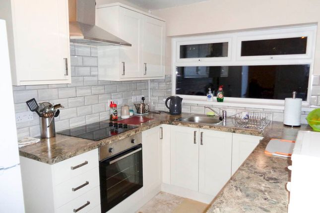 Thumbnail Semi-detached bungalow for sale in Princess Louise Road, Tonypandy