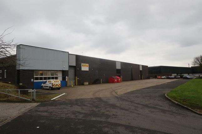 Thumbnail Warehouse for sale in 1, Northern Road, Sudbury, Suffolk