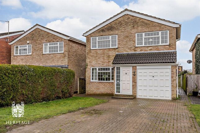 Thumbnail Detached house for sale in The Greenways, Coggeshall, Essex