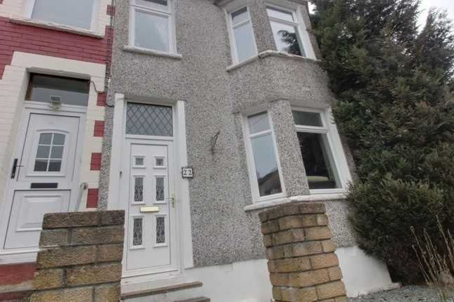 Thumbnail Terraced house for sale in Coronation Road, Six Bells, Abertillery