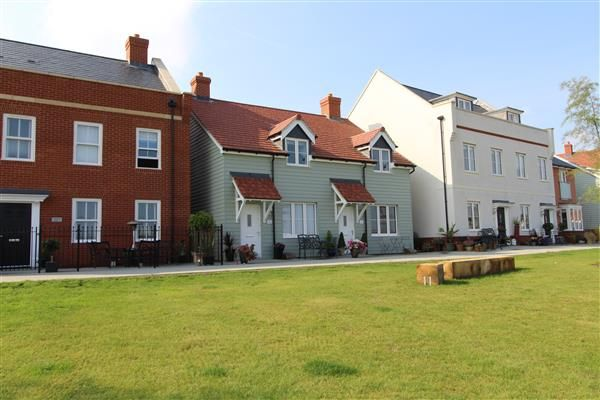 Thumbnail Property for sale in Waterfront Promenade, Rectory Road, Rowhedge, Colchester, Colchester
