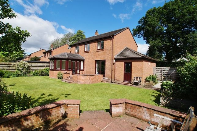 Thumbnail Detached house for sale in Southfield, Burgh-By-Sands, Carlisle, Cumbria
