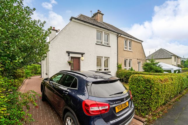Semi-detached house for sale in Monieburgh Road, Kilsyth