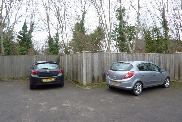 Parking  of Rosewood Gardens, Marchwood SO40