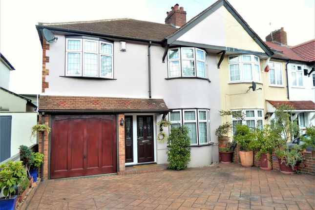 Thumbnail End terrace house for sale in The Green, Welling, Kent