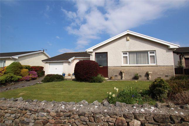 Thumbnail Detached bungalow for sale in 6 Abbots Close, Grange-Over-Sands, Cumbria