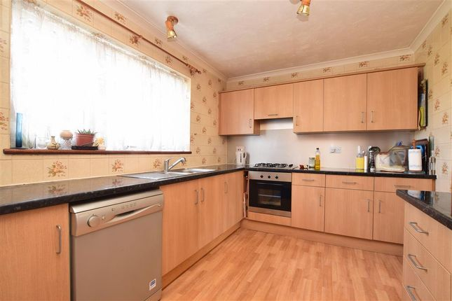 Thumbnail Semi-detached house for sale in Colesmead Road, Redhill, Surrey