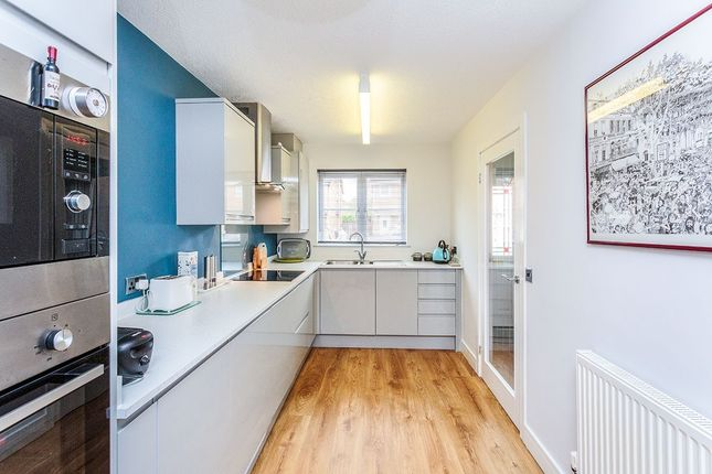 Kitchen of Valentia Road, Blackpool FY2