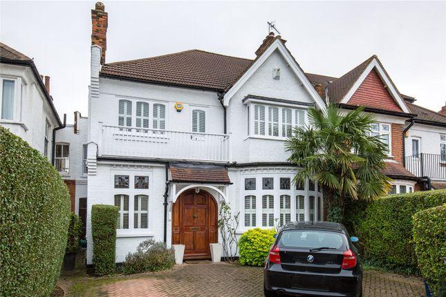 Thumbnail Semi-detached house for sale in Etchingham Park Road, Victoria Park, London