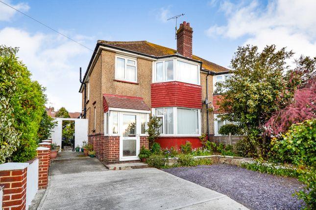 Thumbnail Property for sale in De La Warr Road, Bexhill-On-Sea