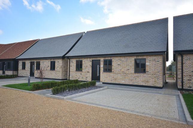 Thumbnail Detached house for sale in Kemps Farm Mews, Plot 16, Dennises Lane, South Ockendon, Essex