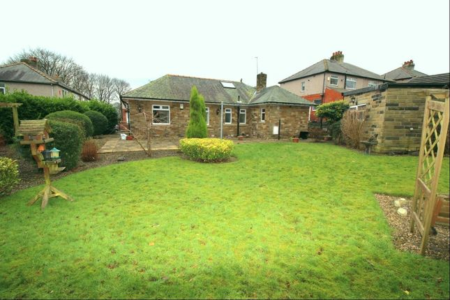 Thumbnail Bungalow to rent in Moorlands Avenue, Halifax