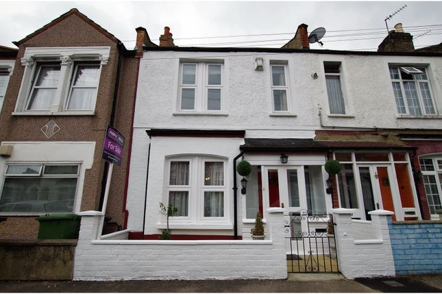 Thumbnail Terraced house for sale in Burford Road, Catford
