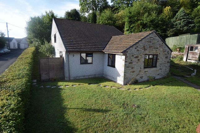 Thumbnail Detached house for sale in Wyatts Lane, Tavistock