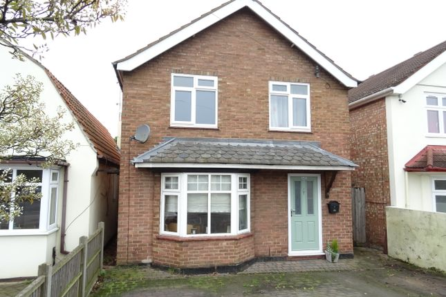 Thumbnail Detached house for sale in New Haw Road, New Haw