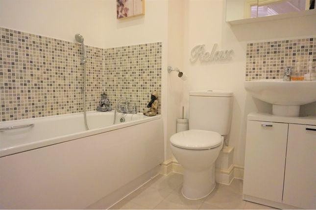 Bathroom of Kingshill Drive, High Wycombe HP13