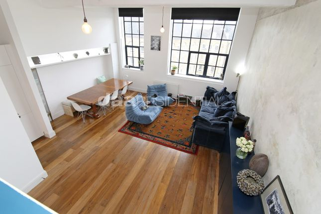 Reception of Chimney Court, 23 Brewhouse Lane, London E1W