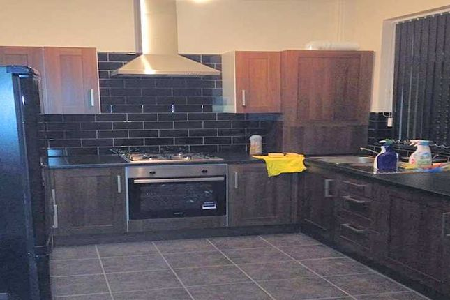 Thumbnail End terrace house to rent in Kippax Street, Rusholme, Manchester