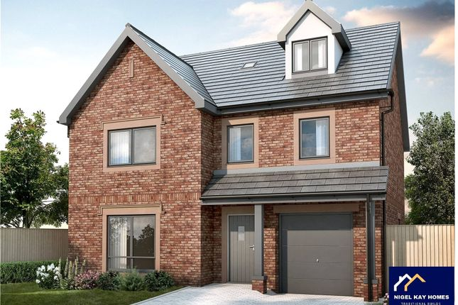 Thumbnail Detached house for sale in Birks Road, Cleator Moor, Cumbria